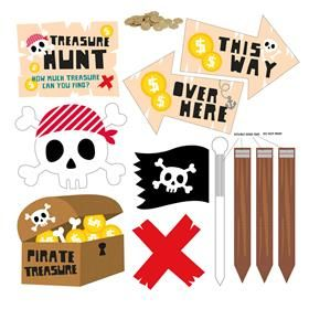Pirate Treasure Hunt Game. KMART.