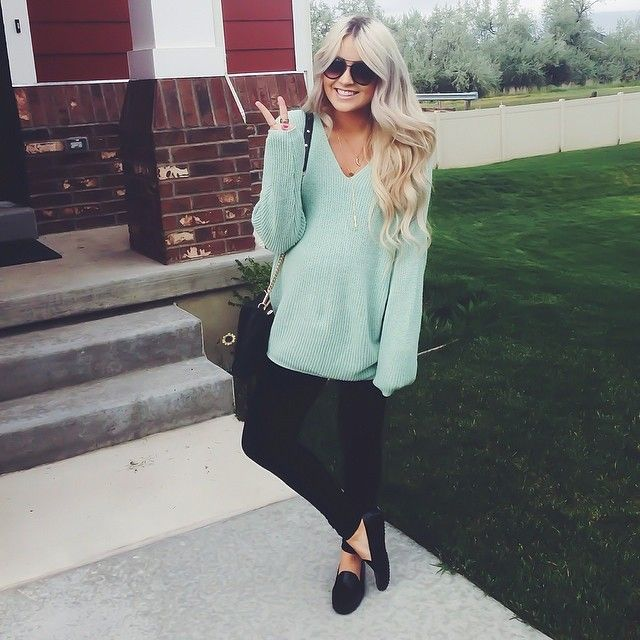25  cute Baggy sweater outfits ideas on Pinterest | Baggy sweaters ...