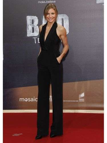 Celebrities Wearing Jumpsuits - How to Wear a Jumpsuit - Cosmopolitan: