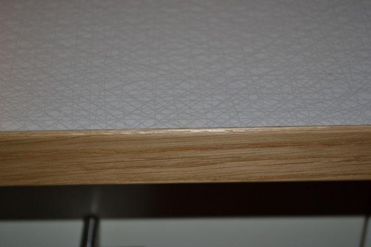 b nkskiva virrvarr vit f6943 med 2mm eklist b nkskivor. Black Bedroom Furniture Sets. Home Design Ideas