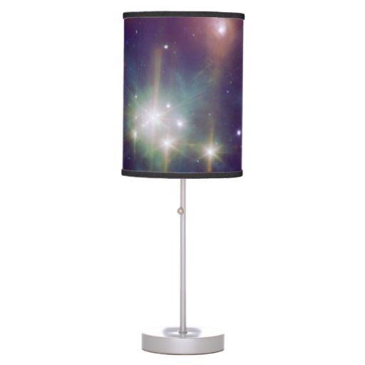 NASAs Sig07-017 Coronet desk lamp