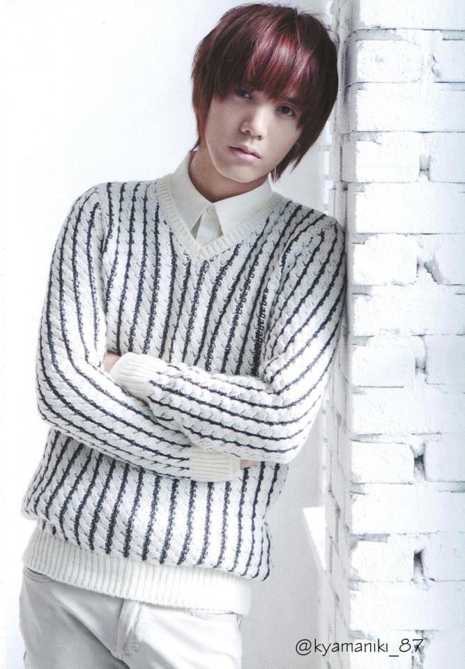 Mir - MBLAQ ♡ He could be the long lost brother of FT Island's Lee Hong Ki!