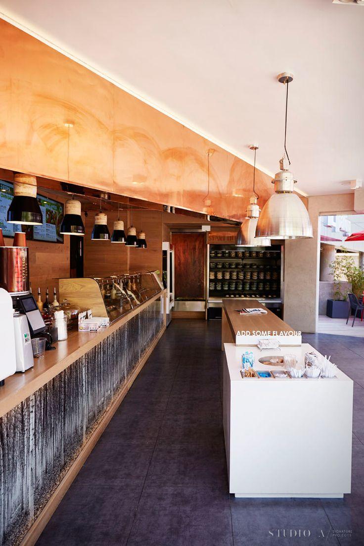 Studio A Signature Projects / Johannesburg, South Africa. Rockets Express / Restaurant Design