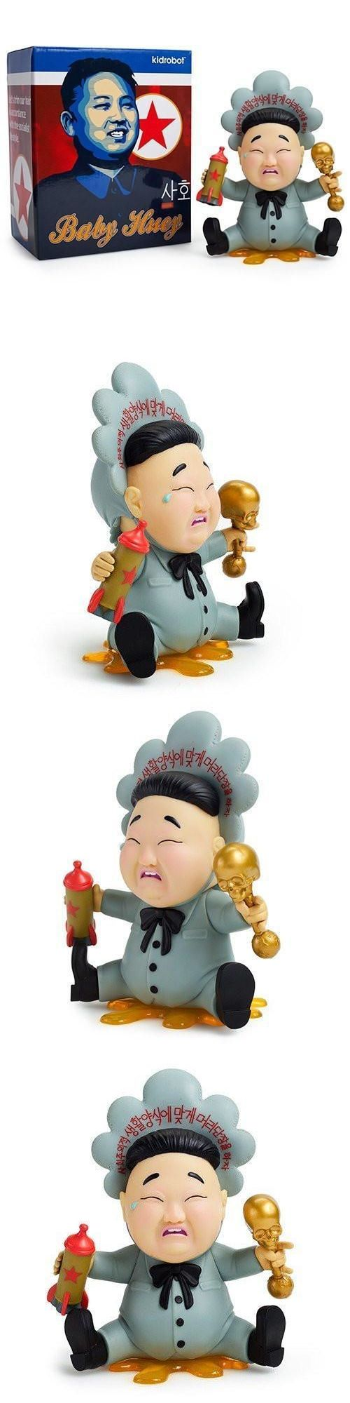 Designer and Urban Vinyl 158672: Baby Huey - Frank Kozik X Kidrobot Medium 7 Vinyl Figure Brand New In Box -> BUY IT NOW ONLY: $42.95 on eBay!
