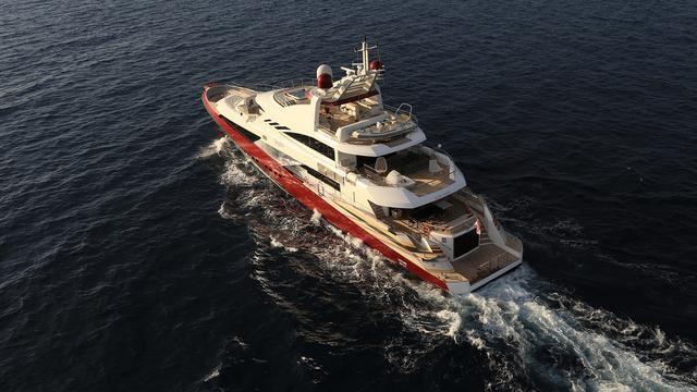 50 metre Philip Zepter motor yacht JoyMe