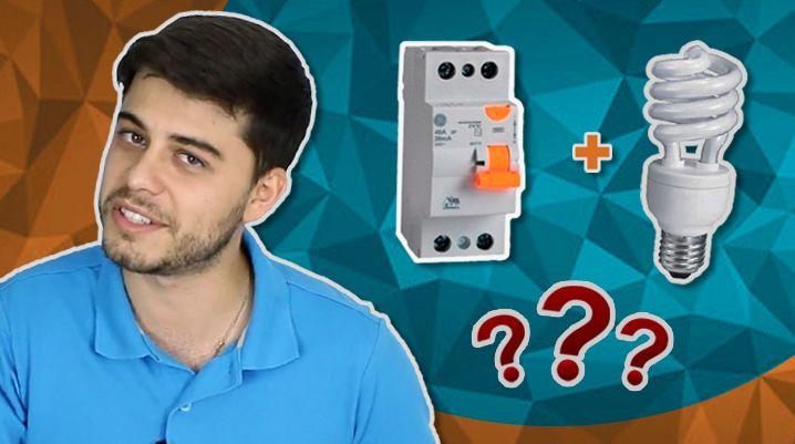 Quando deve-se usar DR para circuitos de iluminação?  #DicasFlash ⚡ 29 Você sabe quando usar?