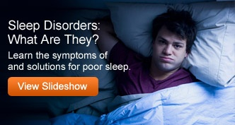 webmd sleep disorders info
