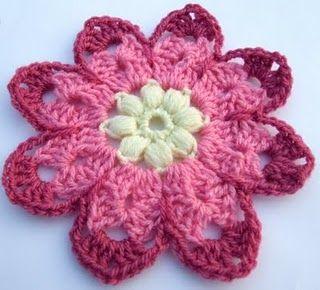 Free crochet pattern via Ravelry