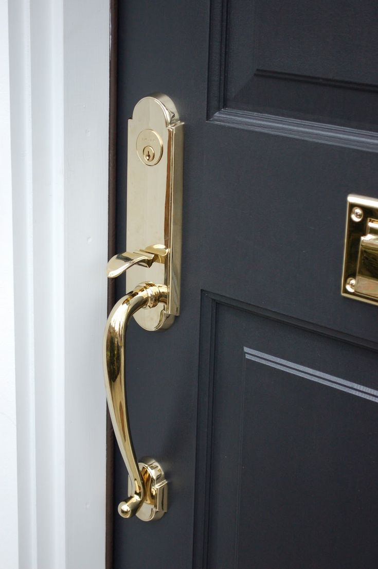 28 Best Door Handles Images On Pinterest Entrance Doors Front