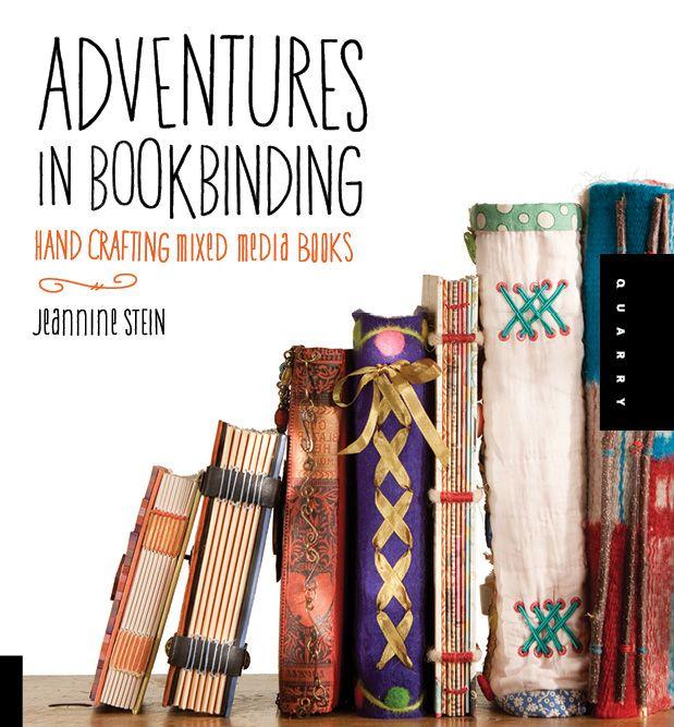 Boekbespreking: Adventures in Bookbinding