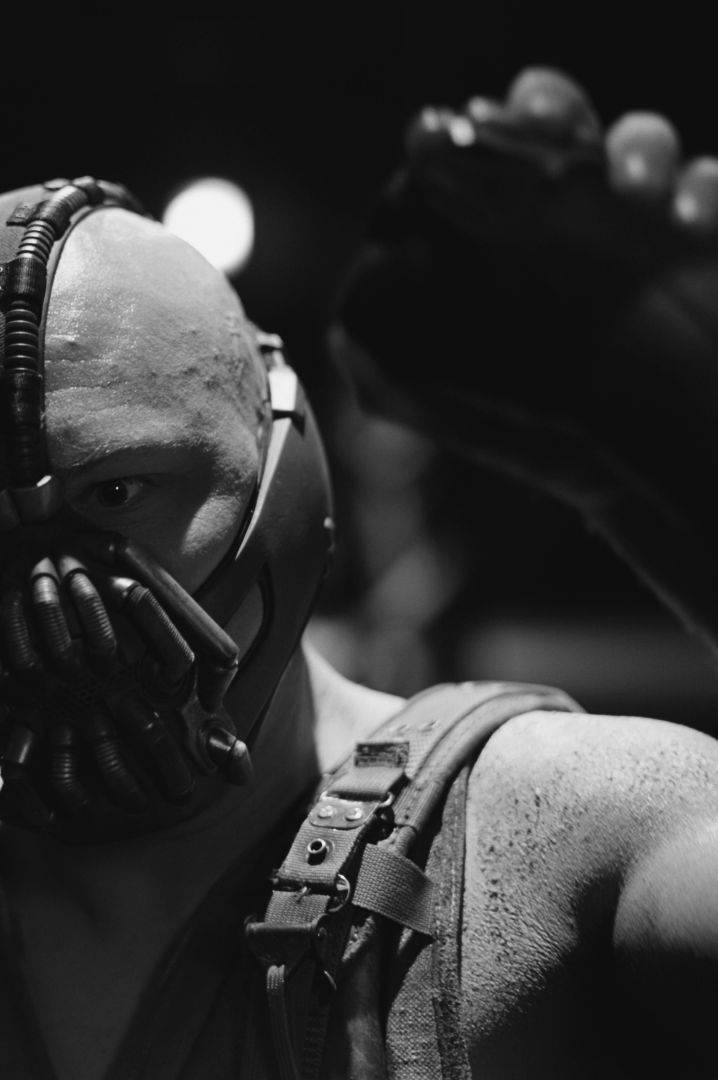 """""""Peace has cost you your strength. Victory has defeated you.""""  - TDKR"""