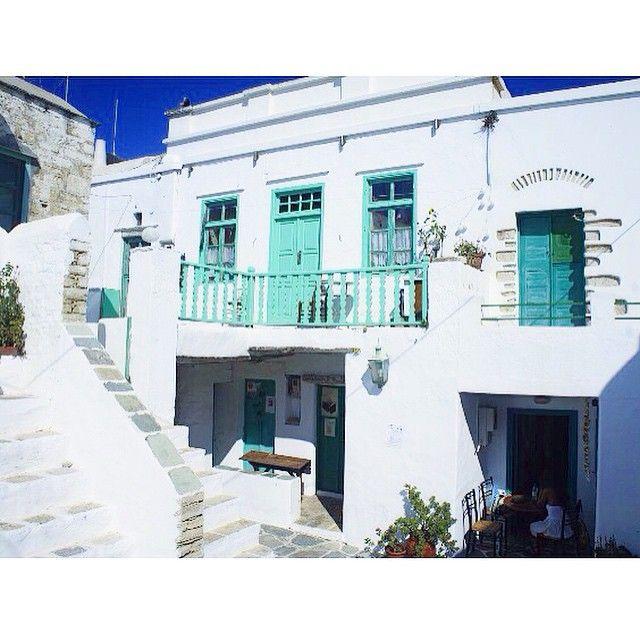 #Chora #Folegandros #Cyclades #Travel #Greece  Photo credits: @greekgypsy