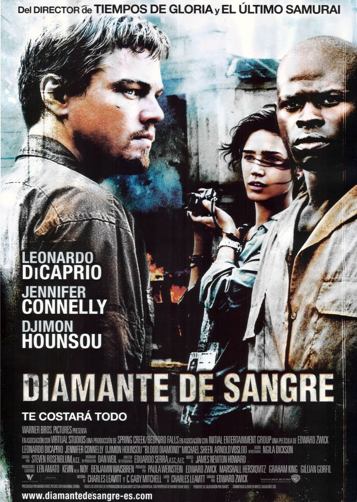 Diamante de sangre - Blood Diamond
