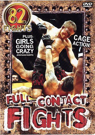 Full Contact Fights - Five DVD Set (DVD, 2003, 5-Disc Set) 787364468294 | eBay