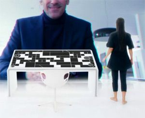 """BEST MOVIES & TV: 2014!___ ⬤ BLACK MIRROR: """"White Christmas"""", starring Jon Hamm and Oona Chaplin.___ ➜ Click the pic to discover them all!"""