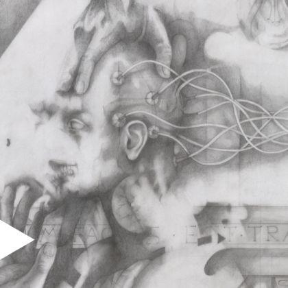 Alessandro De Michele, l'apparenza