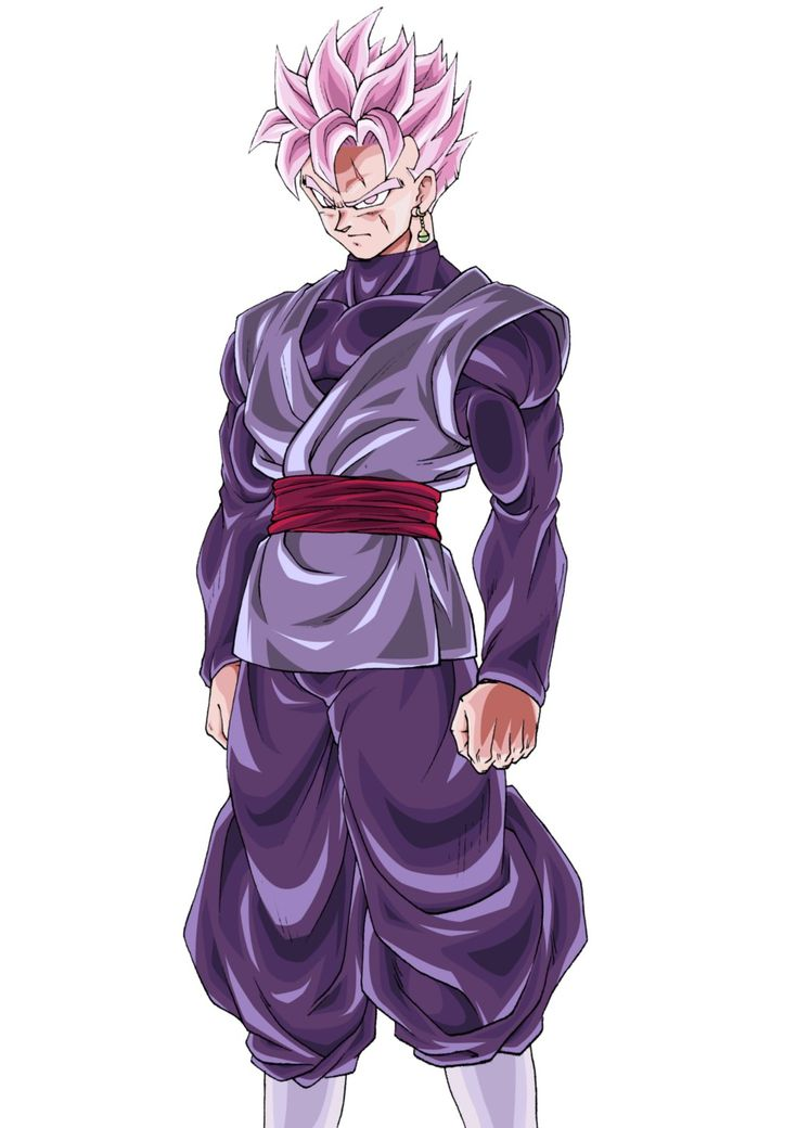 Future Gohan Black Super Saiyan Rose