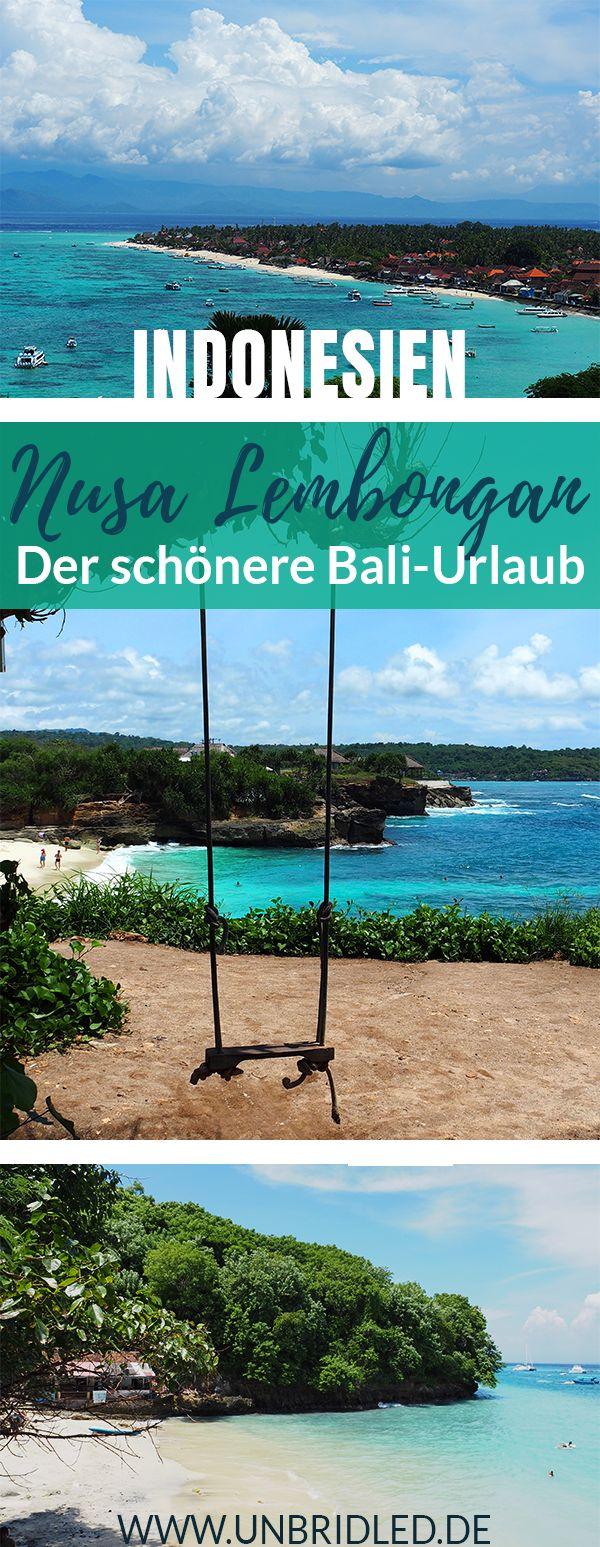 Nusa Lembongan – Der schönere Bali-Urlaub
