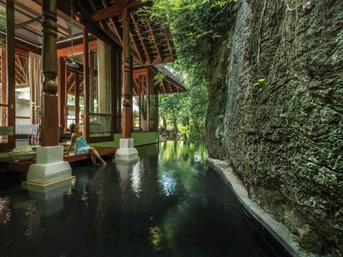 Embrace nature at the Geo Spa - Four Seasons Langkawi, Malaysia
