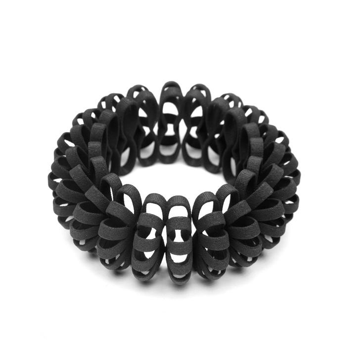 Dentelle Bracelet 3D Printed