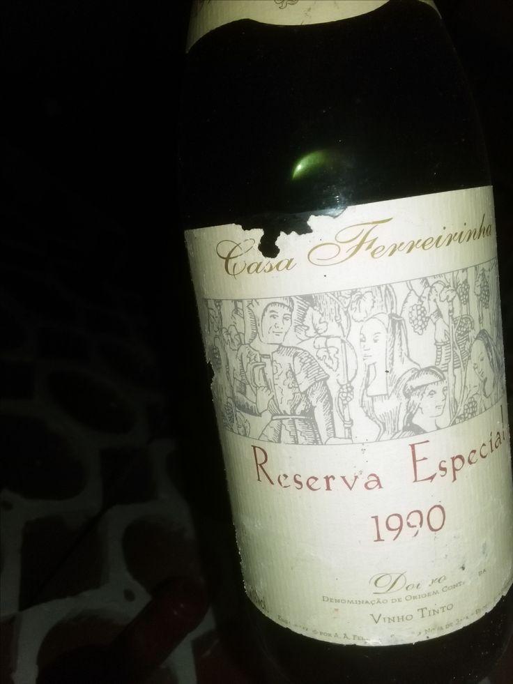 Ferreirinha Reserva Especial 1990