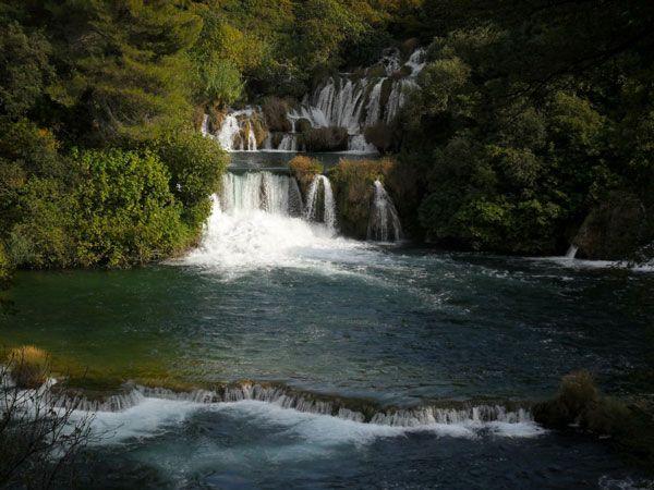Skradinski Buk - Nationalpark Krka