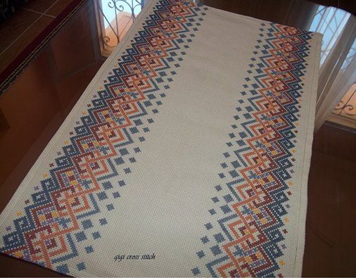 Romanian Tablecloth