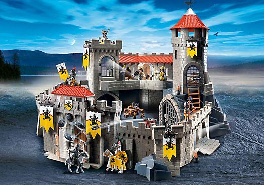 Lion Knight´s Empire Castle - PM GB PLAYMOBIL® United Kingdom