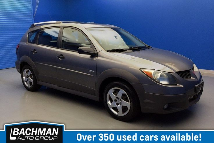 Cars for Sale: Used 2004 Pontiac Vibe for sale in Louisville, KY 40299: Hatchback Details - 454905947 - Autotrader