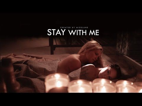 Stay with me | Clarke + Lexa - YouTube