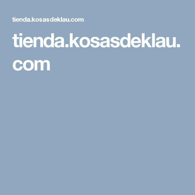 tienda.kosasdeklau.com