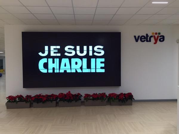 #JeSuisCharlie #vetrya #Orvieto