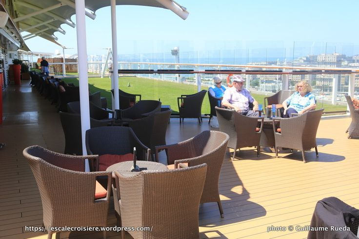 Celebrity Silhouette - The Lawn Club