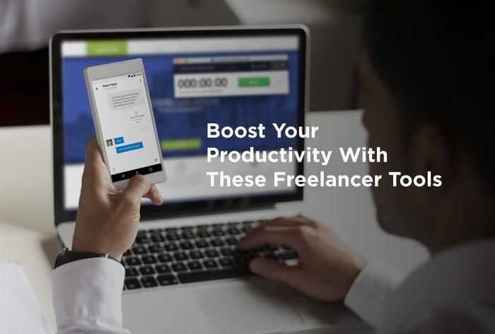 Boost Your Productivity With These Freelancer Tools