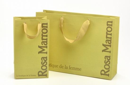 Sacolas de papel - Bom Retiro SP - (11) 2203-1253