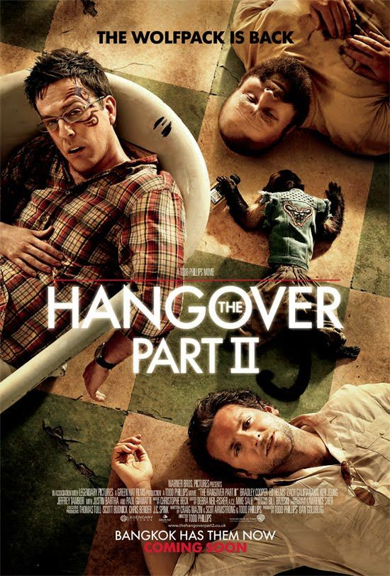 Hangover 2 Trailer: Hangover 2 Movie Poster