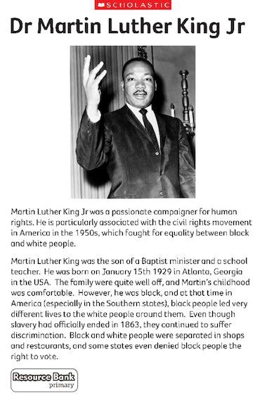 Martin Luther King Essays: Examples, Topics, Titles, & Outlines