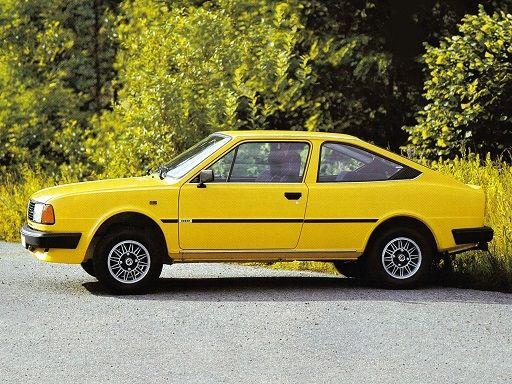 Škoda Rapid (1984 – 1990).