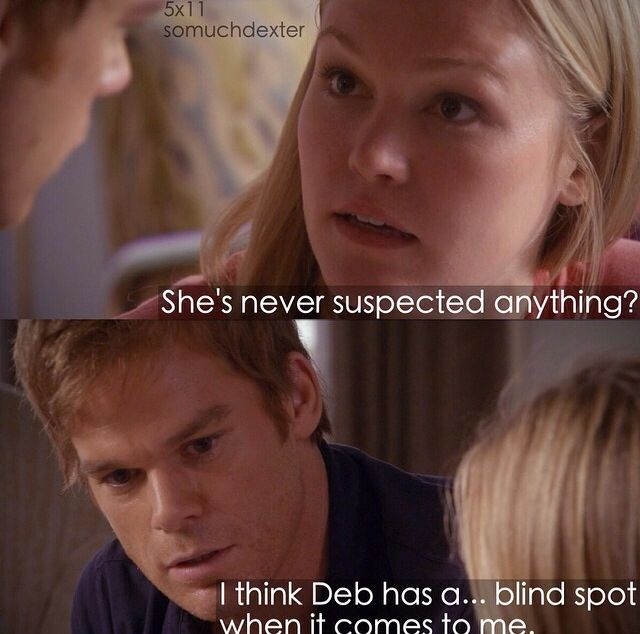 Dexter Season 7 Quotes About Love : dexter dexter television brother sisters brothers and sisters see more