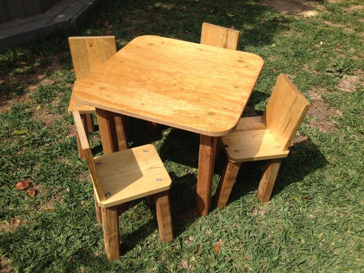 17 Best Ideas About Kids Table And Chairs On Pinterest