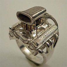 Block Engine Ring Gear Ringmen S