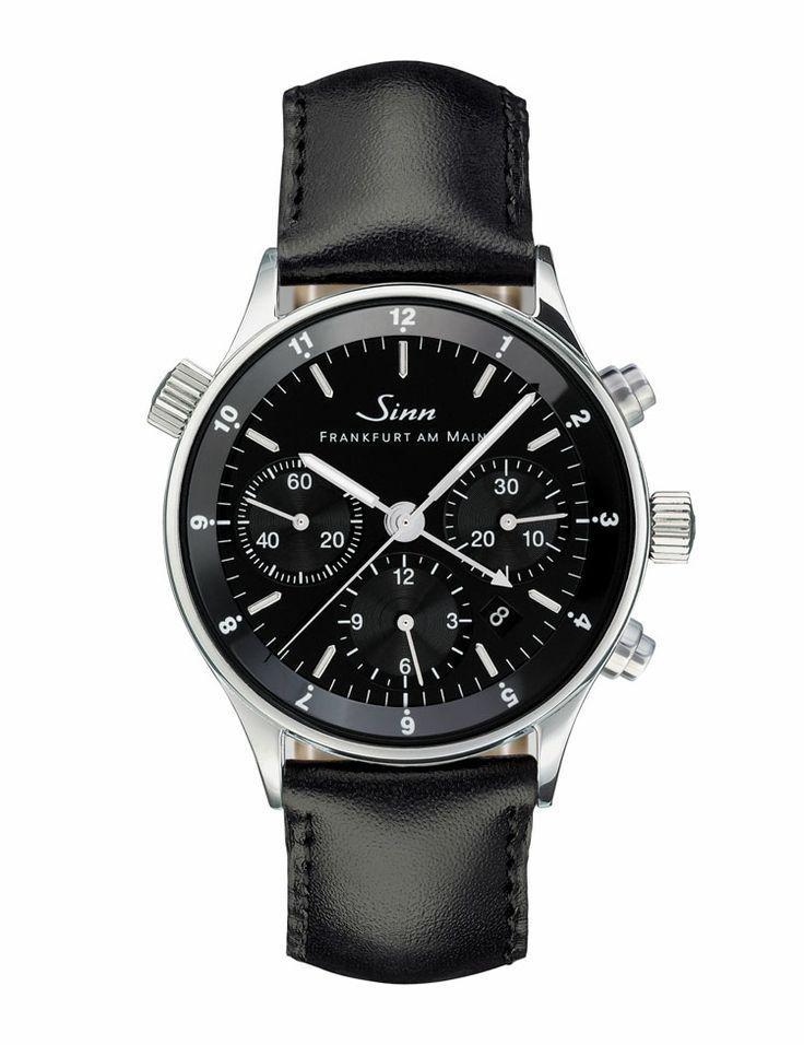 Sinn Modell 6000 / Frankfurt Financial District Watch