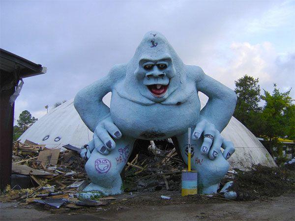 pq16 ride at the Miracle Strip amusement park in Panama City Beach, Florida.