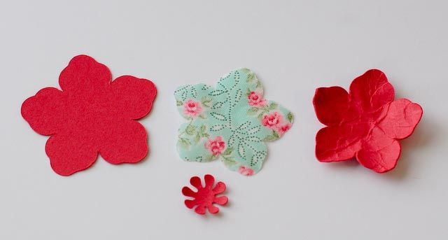 CAD is over now, but here are two more samples I made using Shelly's flower for Customer Appreciation Days (CAD) at Paperthreads. For the first flower I used a stitching template (Quickutz),…