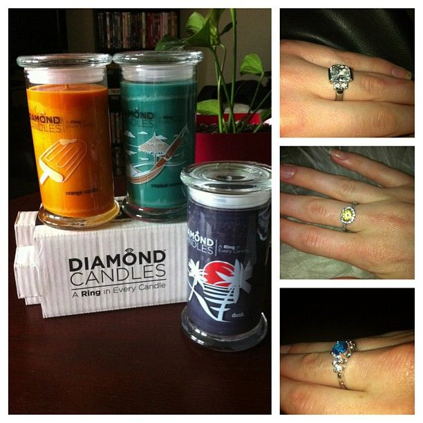 24 best images about diamond candles on pinterest a well purple rings and soy candles. Black Bedroom Furniture Sets. Home Design Ideas
