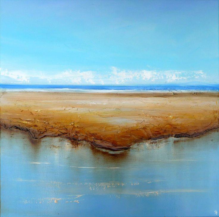 """ Coastal abstract"" 2"