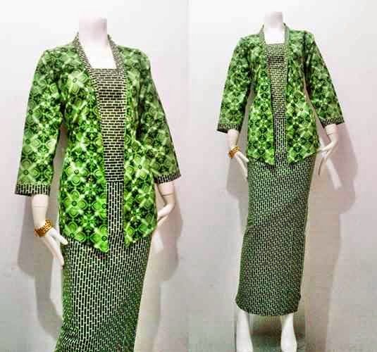 Model Baju Batik Terbaru Fashion Kebaya Model Dan Geisha
