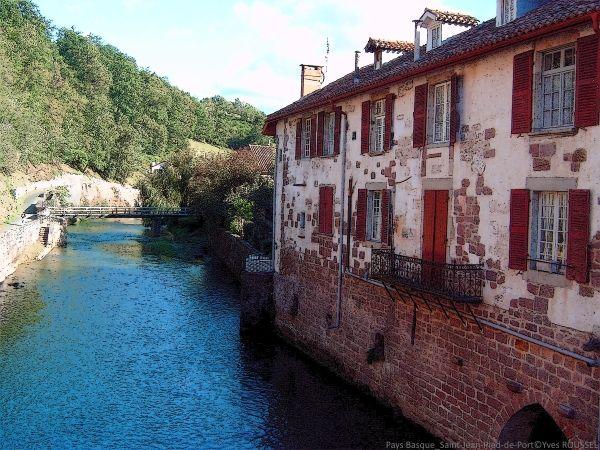 Pays Basque_Saint-Jean-Pied-de-Port