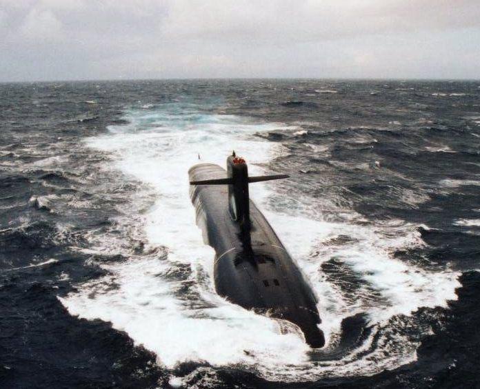 Temeraire1048 - Ballistic missile submarine - Wikipedia, the free encyclopedia