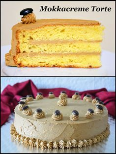 Mocca Creme Torte